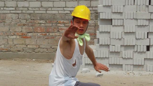 Cao Fei, still, Hip Hop Guangzhou (2003)