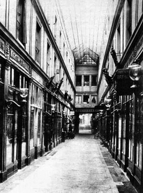 Passage de l'Opéra (1909)