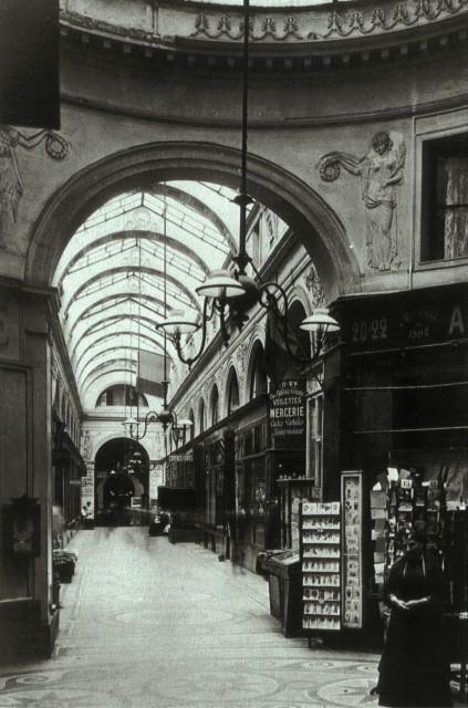 Galerie Vivienne, Paris (1905)