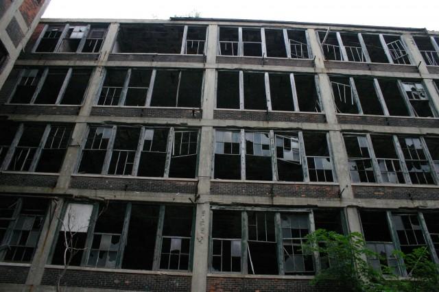 Factory, Detroit (2009)