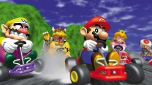 Saturday -- Mario Kart 64 iPlay Gaming And Grill Festival 7pm @ Constellations, Liverpool -- £15