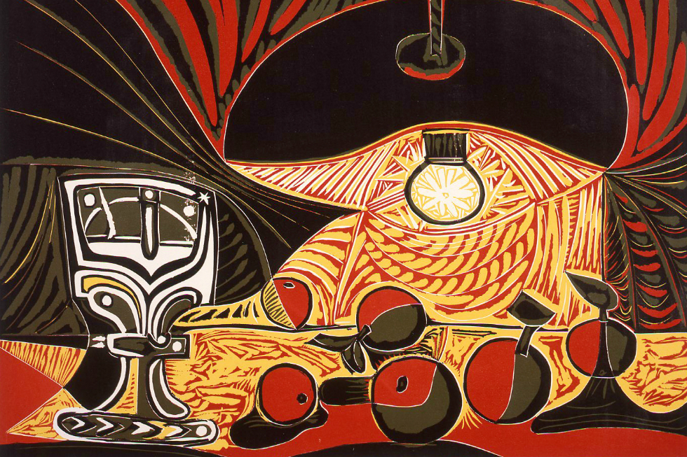 Wednesday -- Exhibition Opening: Picasso Linocuts 5-8pm @ Lady Lever Art Gallery, Liverpool -- FREE