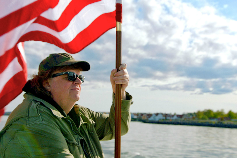Michael Moore's new film Where to Invade Next 2016