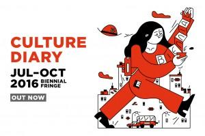 Biennial Fringe Culture Diary 2016