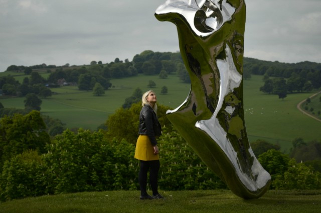 Not Vital Pelvis 2008, Yorkshire Sculpture Park 2016