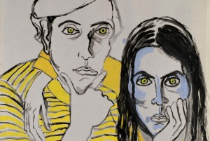 Thursday – Exhibitions Opening: Jess Johnson: Eclectrc Panoptic/Alice Neel: The Subject And Me 6-8pm @ Talbot Rice Gallery, Edinburgh -- FREE