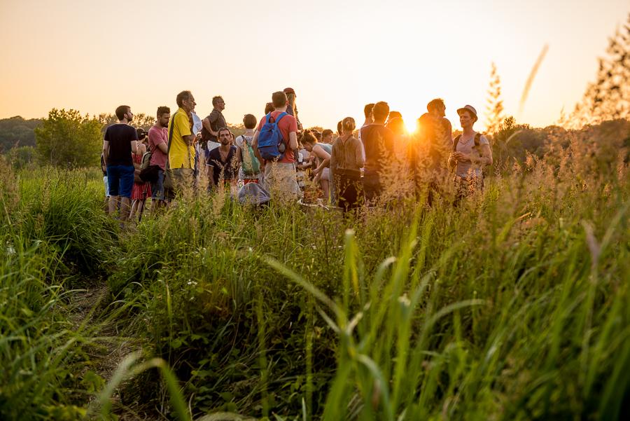 Wasteland, Comapagnie Dakar / Lotte van den Berg. Malta Festival, Poland. Photo. Maciej Zakrzewski