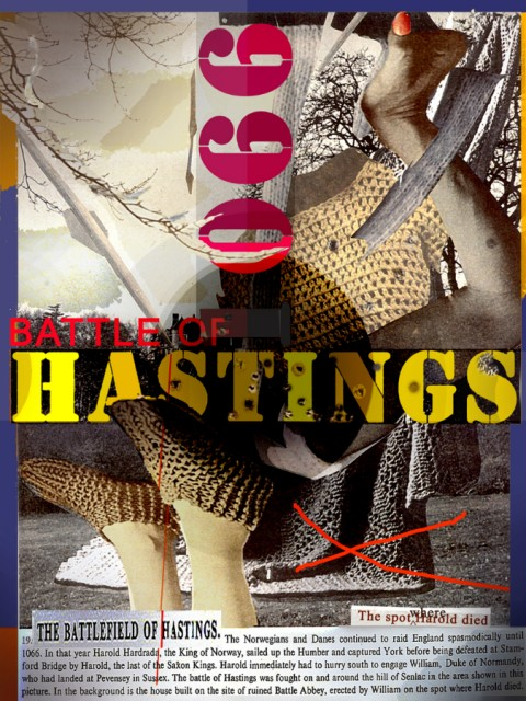 David Ferry. Hastings. Faces and Places