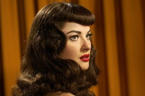 Cheap Thrills Presents... The Notorious Bettie Page (2005) 7.30pm @ Liverpool Small Cinema -- £4/5