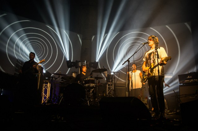 Liverpool International Festival of Psychedelia 2015: Spiritualized