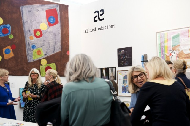 Frieze London 2016 Allied Editions