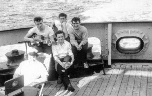 Exhibition Opening: Harry Stedman & The Cunard Yanks @ The Shipping Forecast, Liverpool -- FREE