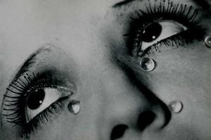 Man Ray, Glass Tears (Les Larmes) 1932.