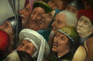 The Curious World Of Hieronymus Bosch (detail)