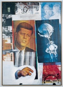 Thursday – Exhibition Opening: Robert Rauschenberg @ Tate Modern, London -- £18.50/16.50
