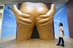 Anthea Hamilton: Lichen! Libido! Chastity!, Turner Prize 2016