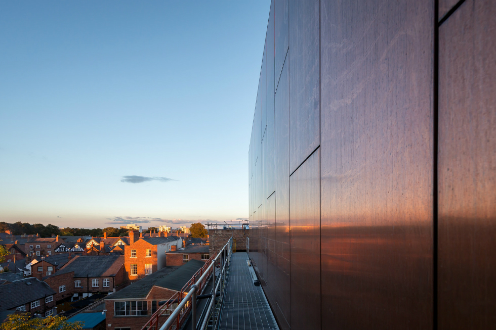 Storyhouse, Chester: exterior