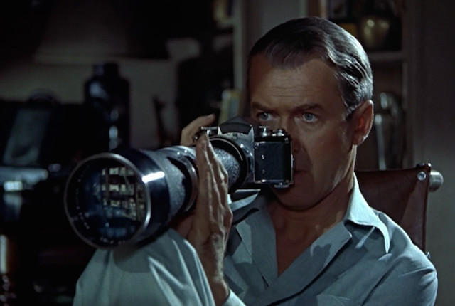 Rear Window (1954), Alfred Hitchcock (still)