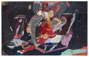 Stefanie Heinze, Genuflect Softly #1 10am--6pm @ Pippy Houldsworth Gallery, London -- FREE
