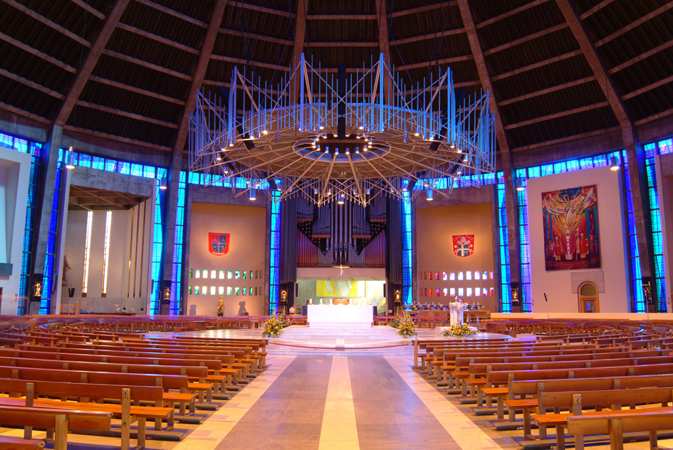 Photo courtesy of Liverpool Metropolitan Cathedral