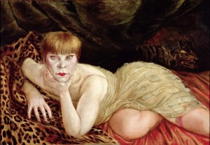 otto_dix_reclining_woman_on_a_leopard_skin_1927_liegende_auf_leopardenfell_1927