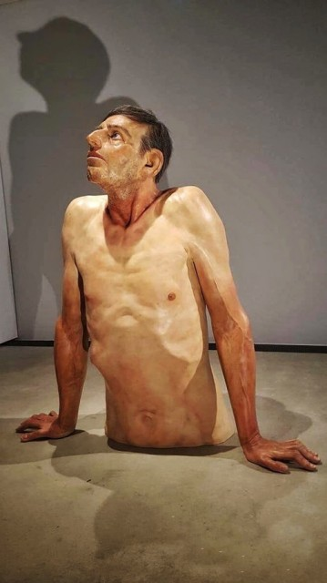 GOSH! IS IT ALIVE? The human body takes over ARKEN, Denmark, with warts and all. 4 February to 6 August 2017. Images courtesy Pete Goodbody 2017.