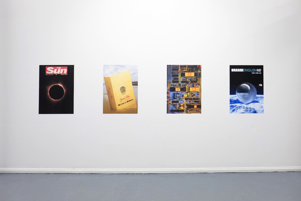 Exhibition view of Mark Leckey: Dream English Kid 1964 – 1999 AD at The Turnpike. Photo: Pete Carr © Liverpool Biennial