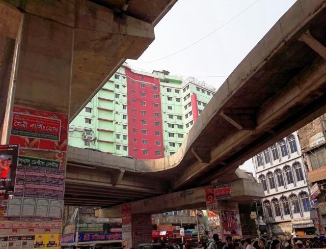 Dhaka flyover