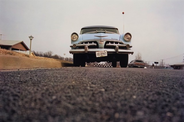 William Eggleston, Memphis Dust Bowls Vol I, 1970, dye-transfer print. © Eggleston Artistic Trust. Courtesy David Zwirner, New York/London and Wilson Centre for Photography.