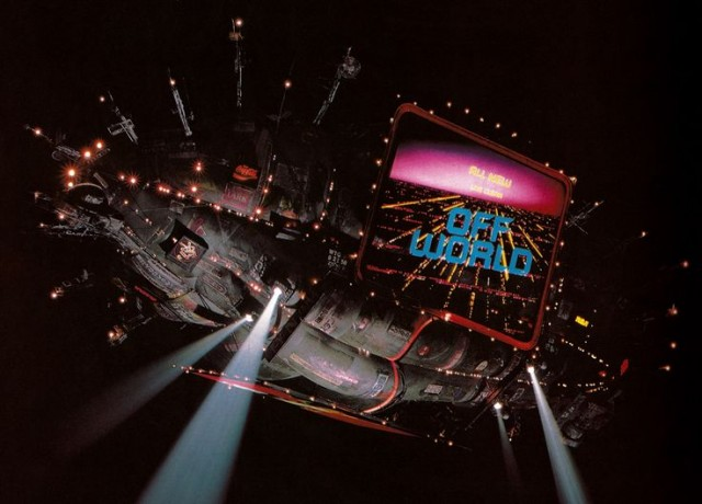 Blimp, from Blade Runner 1982