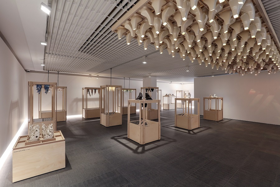 Ceramica Exhibition 1 (installation)