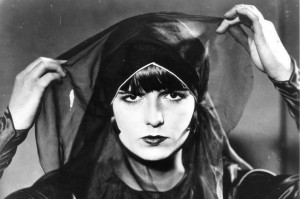 Still from Pandora's Box (1929), starring Louise Brooks