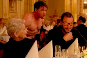 Still from Ruben Östlund's The Square (2017)