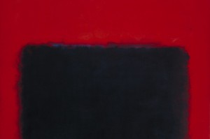 Mark Rothko, 1903–1970 Light Red Over Black 1957 Oil paint on canvas 2306 x 1527 x 38 mm Tate. Purchased 1959 © Kate Rothko Prizel and Christopher Rothko/DACS 2018