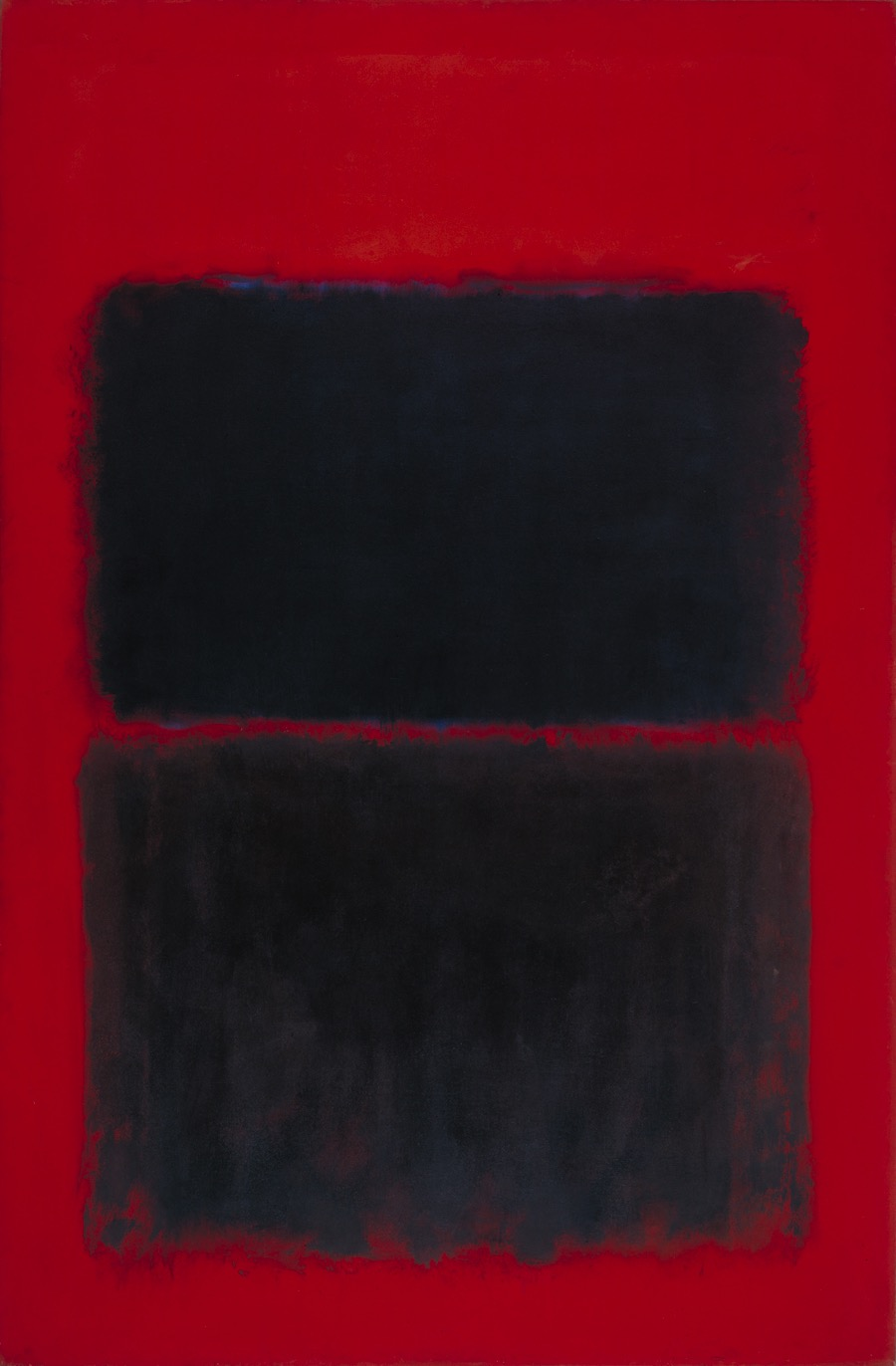 Mark Rothko, Light Red Over Black 1957_lrg_web