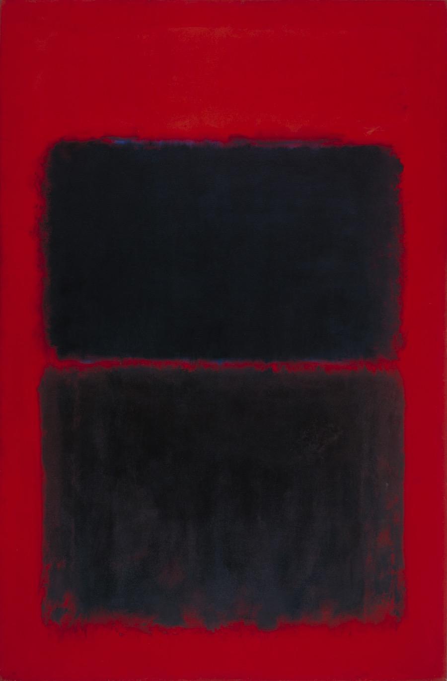 Mark Rothko, Light Red Over Black 1957_lrg_web