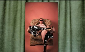 Still from 'Fattie in a Chair' by Megan Ashcroft.