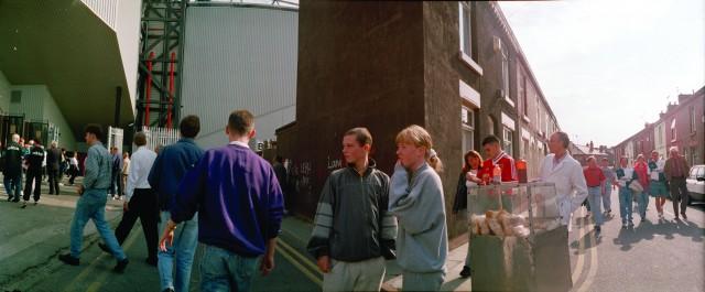 Tom Wood - Anfield 1987