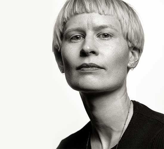 Jenny Hval, credit Baard Henriksen