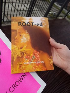 ROOT-ed Zine (Revolution of Our Time)