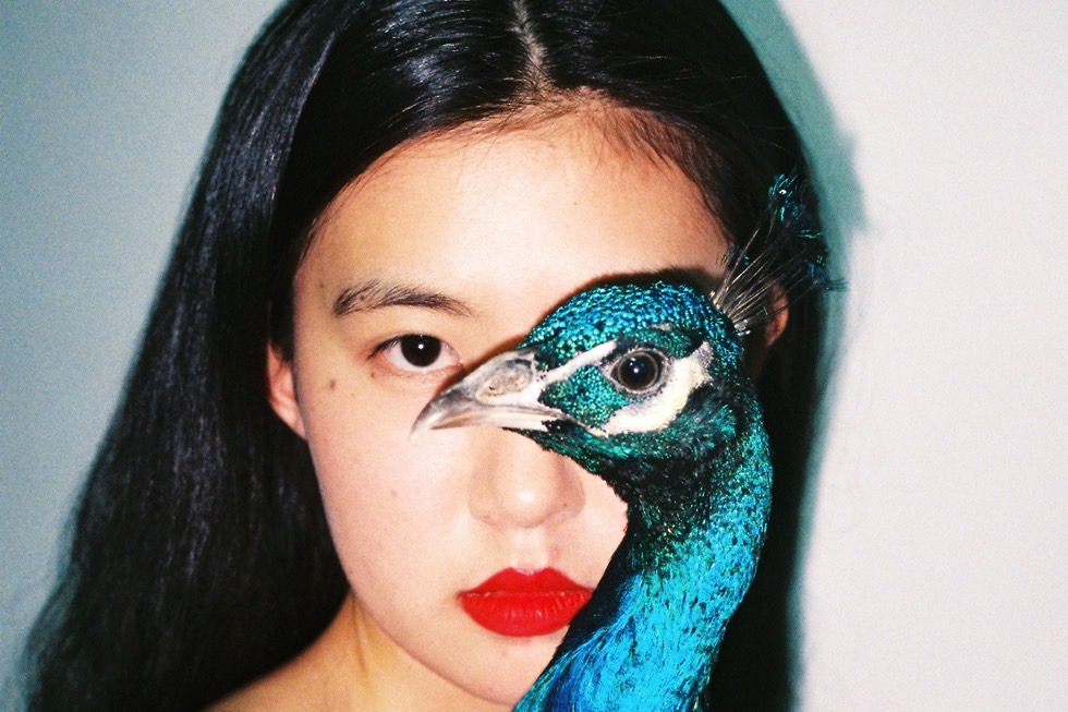 Untitled, Ren Hang, 2016. Courtesy of Stieglitz19, Belgium.