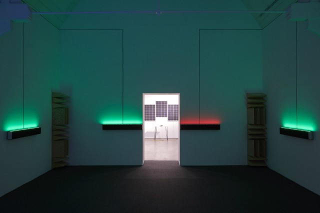 Haroon Mirza reality is somehow what we expect it to be 2018 Ikon_body