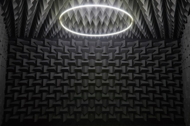 Haroon Mirza reality is somehow what we expect it to be 2018 Ikon_body2