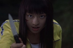 Still from Battle Royale (2000)