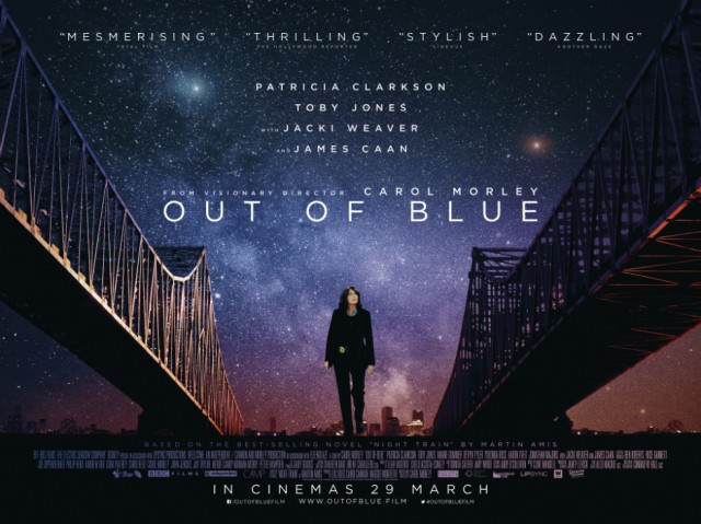 OUT OF BLUE_Quad(UK)_In Cinemas 29 March
