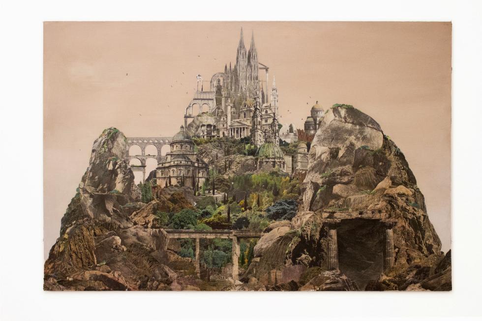 House For Arnold Bocklin