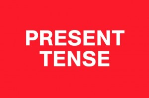 NOW LIVE! Preorder Your Copy of Our New Book, Present Tense
