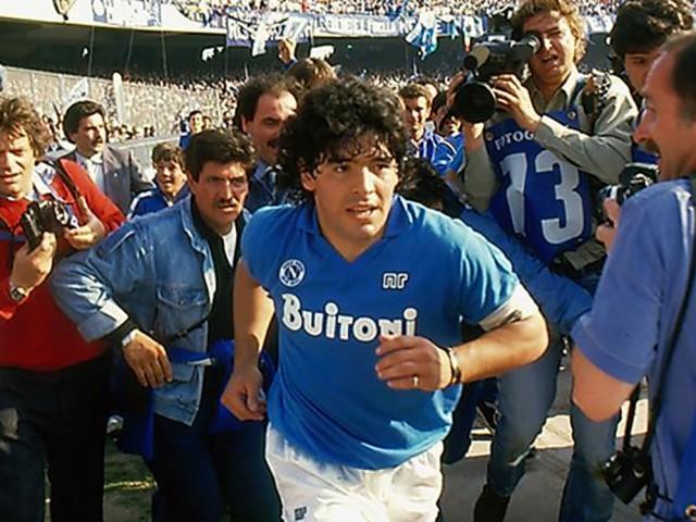 Diego Maradona, dir. Asif Kapadia, United Kingdom 2019, 125 min., English and Spanish with English subtitles