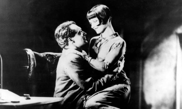 Gustav Diessl and Louise Brooks in Pandora's Box. Photograph: Ronald Grant