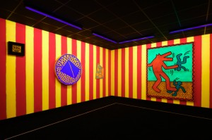 Keith Haring, Blacklight, Tate Liverpool